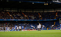 Photo: Richard Lane/Sportsbeat Images.<br />Chelsea v Rosenborg. UEFA Champions League Group B. 18/09/2007. <br />Empty seats.
