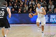 DESCRIZIONE : Eurolega Euroleague 2014/15 Gir.A Dinamo Banco di Sardegna Sassari - Real Madrid<br /> GIOCATORE : Massimo Chessa<br /> CATEGORIA : Palleggio<br /> SQUADRA : Dinamo Banco di Sardegna Sassari<br /> EVENTO : Eurolega Euroleague 2014/2015<br /> GARA : Dinamo Banco di Sardegna Sassari - Real Madrid<br /> DATA : 12/12/2014<br /> SPORT : Pallacanestro <br /> AUTORE : Agenzia Ciamillo-Castoria / Luigi Canu<br /> Galleria : Eurolega Euroleague 2014/2015<br /> Fotonotizia : Eurolega Euroleague 2014/15 Gir.A Dinamo Banco di Sardegna Sassari - Real Madrid<br /> Predefinita :