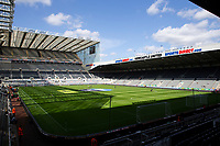 Football - 2021 / 2022 Premier League - Newcastle United vs Southampton - St Jame's Park - Saturday 28th August 2021<br /> <br /> A general view of St James' Park <br /> <br /> Credit: COLORSPORT/Bruce White