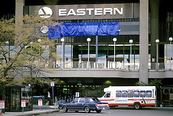 Eastern Airlines Terminal Exterior