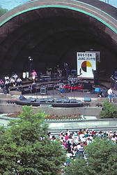 Linda Chorney Performing At Nelson Mandela's Boston Visit