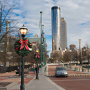 Centennial Olympic Park and Westin Tower