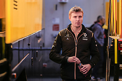 March 1, 2019 - Barcelona, Barcelona, Spain - Sergey Sirotkin from Russia of Renault F1 Team RS19 in portrait during the Formula 1 2019 Pre-Season Tests at Circuit de Barcelona - Catalunya in Montmelo, Spain on March 1. (Credit Image: © Xavier Bonilla/NurPhoto via ZUMA Press)