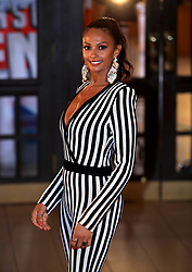 Alesha Dixon attending the Britain's Got Talent Photocall at the Opera House, Church Street, Blackpool. PRESS ASSOCIATION Photo. Picture date: Tuesday January 16, 2018. Photo credit should read: Peter Byrne/PA Wire.