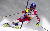 Alpint: 22.11.2001 Verdenscup. Copper Mountain, USA,<br />Die …Østerreicherin Karin Kollerer am Donnerstag (22.11.2001) beim Ski Alpin Weltcup Slalom der Damen in Copper Mountain, USA. <br /><br />Foto: Digitalsport