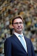 Photo © Joel Chant    -    www.joelchant.com  <br /> Martijn van der Heijden, Head of lending at HSBC