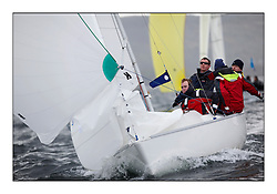 Brewin Dolphin Scottish Series 2010, Tarbert Loch Fyne - Yachting..Day one stated late but resulted in good conditions on Loch Fyne..GBR614 , ASBOat , Griogair Whyte , RNCYC , Sonar...
