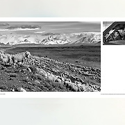 PATAGONIA - IMAGES COLLECTION. The South of the word when the world finished (page 8-9). Best collection from the first book Patagonia, published in October 2014. Published by apspressimage. The author presents a series of images using the digital and analogue camera to tell the story of the daily life in Black and White of southern Patagonia.