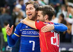 20151017 BUL: Volleyball European Championship Frankrijk - Bulgarije, Sofia