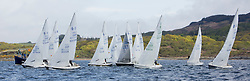 Day one of the Silvers Marine Scottish Series 2015, the largest sailing event in Scotland organised by the  Clyde Cruising Club<br /> Racing on Loch Fyne from 22rd-24th May 2015<br /> <br /> National Sonata Class start<br /> <br /> <br /> Credit : Marc Turner / CCC<br /> For further information contact<br /> Iain Hurrel<br /> Mobile : 07766 116451<br /> Email : info@marine.blast.com<br /> <br /> For a full list of Silvers Marine Scottish Series sponsors visit http://www.clyde.org/scottish-series/sponsors/