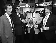 Shell Super Oil National Rally awards at Shell House,<br /> 17th May 1984
