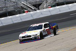 July 20, 2018 - Loudon, New Hampshire, United States of America - Austin Cindric (60) takes to the track to practice for the Lakes Region 200 at New Hampshire Motor Speedway in Loudon, New Hampshire. (Credit Image: © Justin R. Noe Asp Inc/ASP via ZUMA Wire)