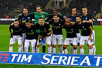Formazione Inter<br />  Team Lineups Milano 20-11-2016 Stadio Giuseppe Meazza - Football Calcio Serie A Milan - Inter Foto Giuseppe Celeste / Insidefoto