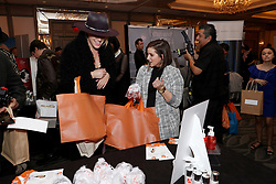 Secret Room Events Style Lounge held at InterContinental Los Angeles on January 03, 2020 in Century City, California, United States (Photo by Fanny Garcia/VipEventPhotography.com)
