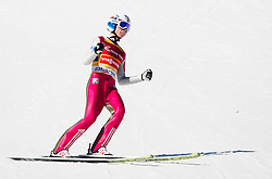 Johann Andre Forfang (NOR) during Ski Flying Hill Team Competition at Day 3 of FIS Ski Jumping World Cup Final 2016, on March 19, 2016 in Planica, Slovenia. Photo by Vid Ponikvar / Sportida