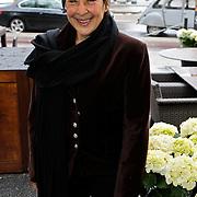 NLD/Amsterdam/20100512 - Nominatielunch genomineerden Musicalawards 2010, Heddy Lester