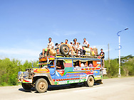 jeepney palawan philippines