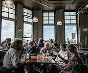 Rotterdam, HOtel New York, at the bar