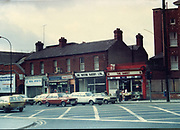 Old Dublin Amature Photos February 1984 WITH, Sutton Signal Box, The Crescent, No 18 Bram Stoker House, Georges Avenu, Crowleys, McKennas, Gallaghers Shop Fairview, McGraths Pub, Drumcondra, Broadstone, McGovern's Pub, BOSTON BAKERY, THE CASKET, FORD ESCORT, CAR, VAN ESTATE, Old amateur photos of Dublin streets churches, cars, lanes, roads, shops schools, hospitals