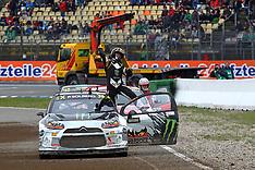 2015 World Rallycross Championship rd 2 Hockenheim