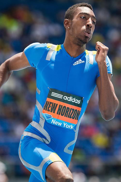 mens' 4x400 meter relay, adidas Grand Prix Diamond League track and field meet