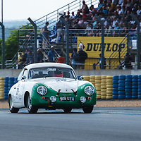 #20, PORSCHE 356 Pre A 1954, grid 2, drivers: S. TORDOFF / R. WOOLMER on 06/07/2018 at the 24H of Le Mans, 2018