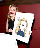 Elisabeth Moss Caricature Unveiling
