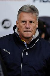 Bristol Rovers Manager, John Ward - Photo mandatory by-line: Dougie Allward/JMP - Tel: Mobile: 07966 386802 14/12/2013 - SPORT - Football - Morecombe - Globe Arena - Morecombe v Bristol Rovers - Sky Bet League Two