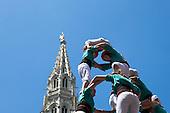 Catalan Human Towers