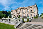 The Elms, Mansion, Newport, Rhode Island, USA