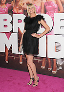 """WESTWOOD, CA - APRIL 28: Kerri Kenney Silver arrives at the premiere of Universal Pictures' """"Bridesmaids"""" held at Mann Village Theatre on April 28, 2011 in Los Angeles, California."""