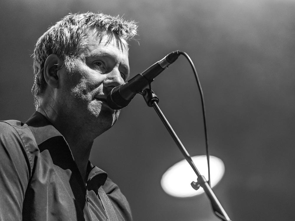 German indie-rock band Kettcar at Haldern Pop Festival