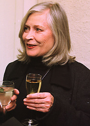 MRS DORRIS SAATCHI at a reception in London on 12th March 1998.MGA 16