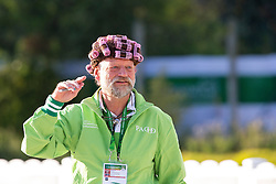 Pedro Cebulka, (CAN) - Horse Inspection Para Dressage - Alltech FEI World Equestrian Games™ 2014 - Normandy, France.<br /> © Hippo Foto Team - Leanjo de Koster<br /> 25/06/14