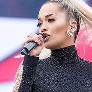 NLD/Breda/20180427 - 538 Koningsdag Breda 2018, Rita Ora