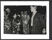 Boris Johnson, sultans Ball, Oxford Town Hall, 10 March 1986.