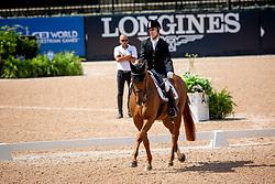 Neves José Augusto, POR, Vendetto C<br /> World Equestrian Games - Tryon 2018<br /> © Hippo Foto - Sharon Vandeput<br /> 19/09/2018
