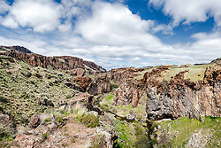 Succor Canyon in the Owyhee Country of eastern Oregon near the Idaho Border.  <br /> <br /> This is a very large file and can make a nice six foot X four foot print.