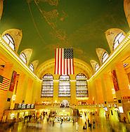 Grand Central Terminal Main Hall, New York City