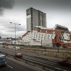 Earthquake in Concepción 2010