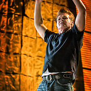 John Mellencamp performing at Farm Aid 2010 at Miller Park in Milwaukee, WI. Photo by Jennifer Rondinelli Reilly.