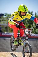 2021 UCI BMXSX World Cup<br /> Round 2 at Verona (Italy)<br /> ^me#268 MILANO DURAN, Jefferson Jordan (VEN, ME)