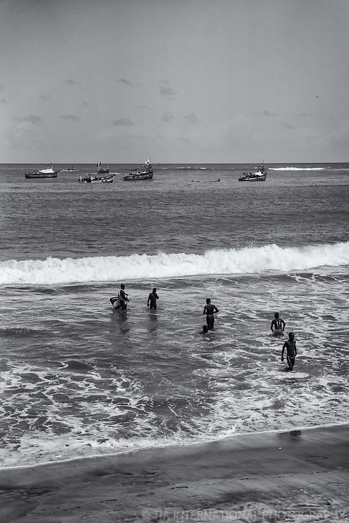 Beach Scene, Elmina