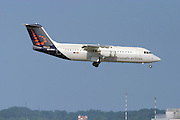 Brussels Airlines, Aerospace BAE 146-300 Avro RJ100