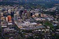 Bellevue featuring Belle Square & Downtown Park