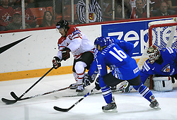 Shane Doan of Canada at ice-hockey game Canada vs Finland at Qualifying round Group F of IIHF WC 2008 in Halifax, on May 12, 2008 in Metro Center, Halifax, Nova Scotia, Canada. Canada won. (Photo by Vid Ponikvar / Sportal Images)