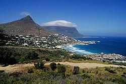 Along The Coast Near Capetown