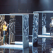 NLD/Amsterdam20160518 - 1e Liveshow Idols 5 2016, Nina den Hartog