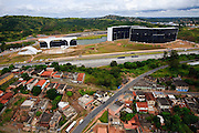 Belo Horizonte_MG, Brasil...Centro Administrativo do Governo de Minas Gerais (Cidade Administrativa), o centro foi projetado por Oscar Niemeyer...The Minas Gerais Administrative Center (Administrative City), projected by Oscar Niemeyer...Foto: BRUNO MAGALHAES / NITRO