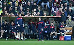 Bristol City Manager Lee Johnson looks on - Mandatory by-line: Arron Gent/JMP - 23/02/2019 - FOOTBALL - Carrow Road - Norwich, England - Norwich City v Bristol City - Sky Bet Championship